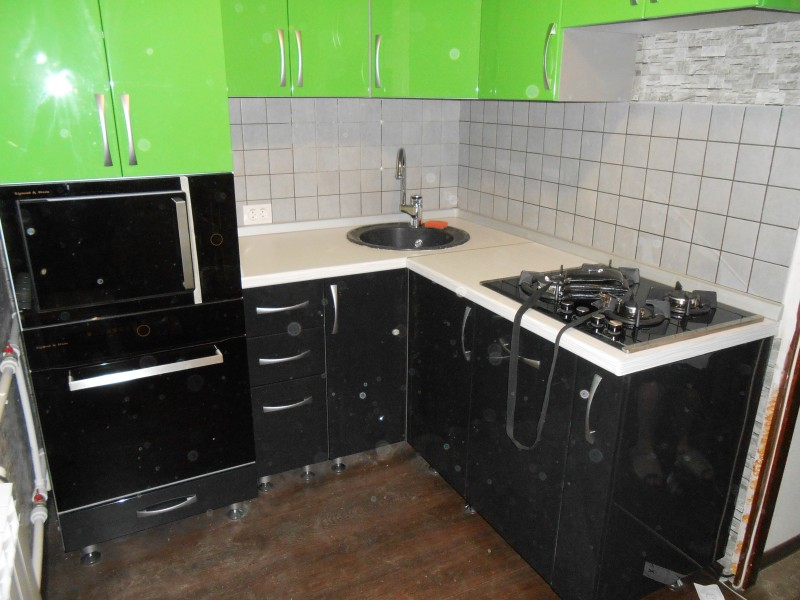 кухня с
