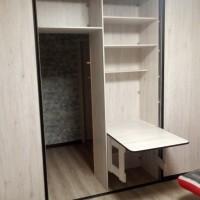 Шкаф перегородка в Детскую 3